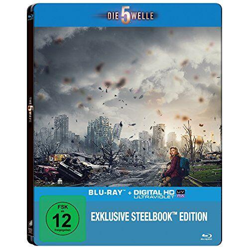 J Blakeson - Die 5. Welle - Steelbook [Blu-ray] - Preis vom 29.09.2020 04:52:24 h