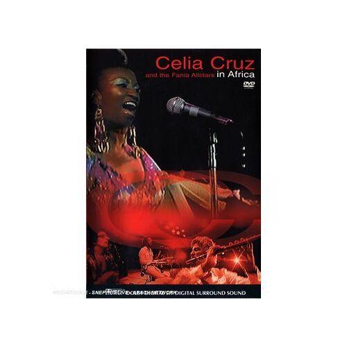 Cruz Celia Fania Allstar - Celia Cruz and the Fania Allstars in Africa - Preis vom 22.01.2020 06:01:29 h