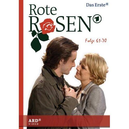 Gudrun Scheerer - Rote Rosen - Folge 61-70 [3 DVDs] - Preis vom 28.02.2021 06:03:40 h