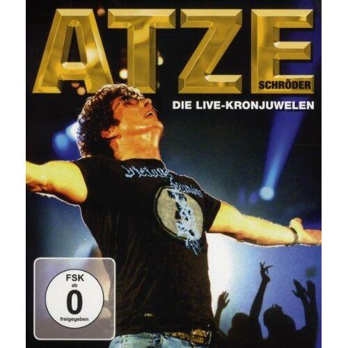 Atze Schröder - Die Live-Kronjuwelen [Blu-ray] - Preis vom 03.05.2021 04:57:00 h