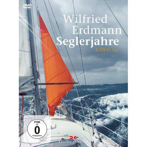 - Wilfried Erdmann - Seglerjahre [3 DVDs] - Preis vom 13.05.2021 04:51:36 h