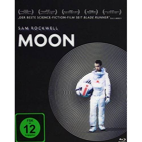 Duncan Jones - Moon - Lenticular Edition [Blu-ray] - Preis vom 17.04.2021 04:51:59 h