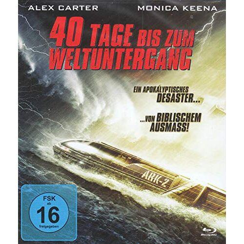 - 40 Tage bis zum Weltuntergang [Blu-ray] - Preis vom 18.10.2020 04:52:00 h