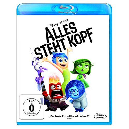 Peter Docter - Alles steht Kopf [Blu-ray] - Preis vom 12.05.2021 04:50:50 h