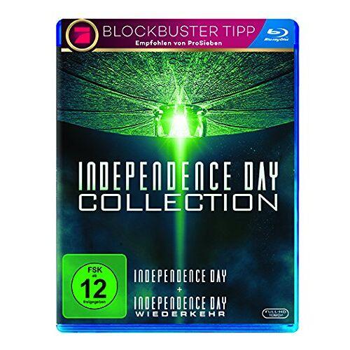 - Independence Day 1+2 - Box Set [Blu-ray] - Preis vom 20.10.2020 04:55:35 h