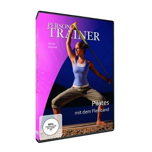 Simon Busch - Personal Trainer - Pilates mit dem Fitnessband - Preis vom 15.10.2019 05:09:39 h