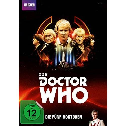 Peter Moffatt - Doctor Who - die Fünf Doktoren [3 DVDs] - Preis vom 13.04.2021 04:49:48 h