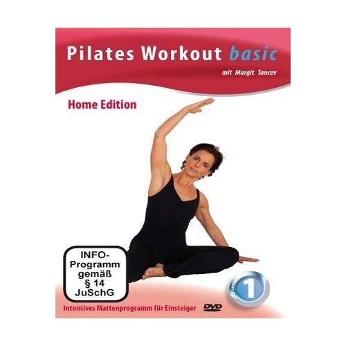 Margit Tancev - Pilates Workout Basic Vol. 1 - Preis vom 15.10.2019 05:09:39 h