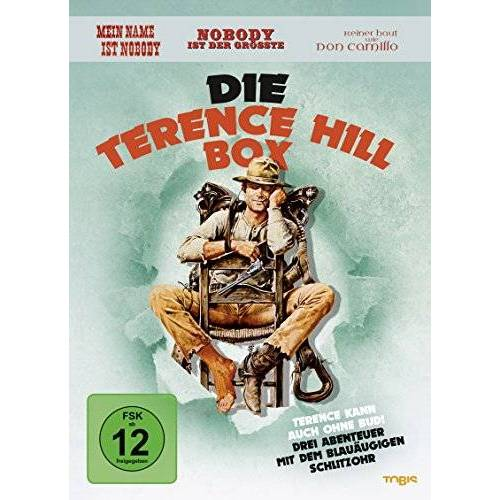 Terence Hill - Die Terence Hill Box [3 DVDs] - Preis vom 16.04.2021 04:54:32 h