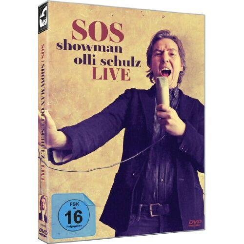 Olli Schulz - Olli Schulz: SOS - Showman Olli Schulz Live [2 DVDs] - Preis vom 28.02.2021 06:03:40 h