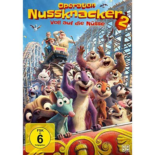 Callan Brunker - Operation Nussknacker 2 - Voll auf die Nüsse - Preis vom 24.02.2021 06:00:20 h
