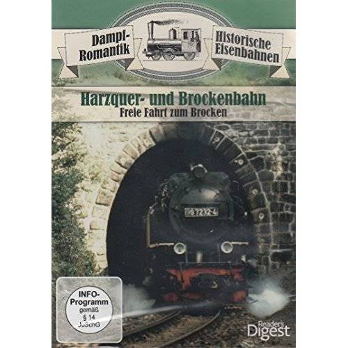 - Historische Eisenbahnen : Harzquer- und Brockenbahn - Preis vom 02.03.2021 06:01:48 h