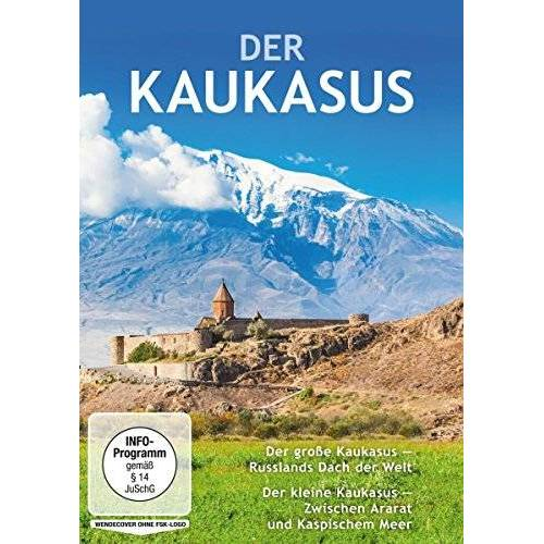 Henry Mix - Der Kaukasus Der große Kaukasus - Russlands Dach der Welt Der kleine Kaukasus - Zwischen Ararat und Kaspischem Meer - Preis vom 16.04.2021 04:54:32 h