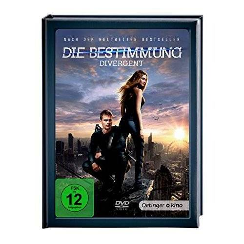 Neil Burger - Die Bestimmung - Divergent (nur für den Buchhandel) - Preis vom 05.08.2019 06:12:28 h