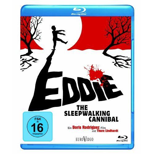 Boris Rodriguez - Eddie - The Sleepwalking Cannibal [Blu-ray] - Preis vom 25.01.2021 05:57:21 h