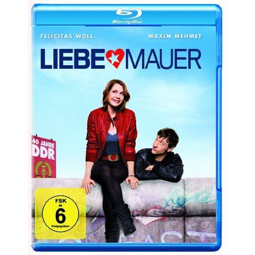 Felicitas Woll - Liebe Mauer [Blu-ray] - Preis vom 20.10.2020 04:55:35 h