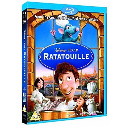 Brad Bird - RATATOUILLE - RATATOUILLE (1 Blu-ray) - Preis vom 06.05.2021 04:54:26 h
