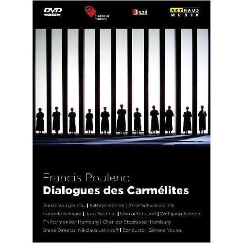 Nikolaus Lehnhoff - Poulenc, Francis - Dialogues des Carmélites - Preis vom 18.04.2021 04:52:10 h