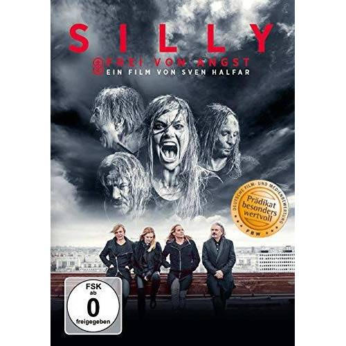 Sven Halfar - Silly - Frei von Angst - Preis vom 16.01.2021 06:04:45 h
