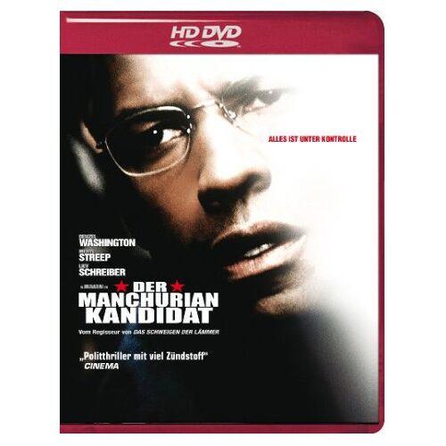 Jonathan Demme - Der Manchurian Kandidat [HD DVD] - Preis vom 15.05.2021 04:43:31 h