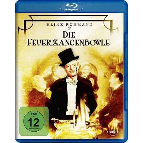 Helmut Weiss - Die Feuerzangenbowle [Blu-ray] - Preis vom 05.05.2021 04:54:13 h