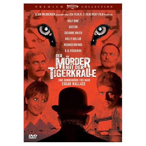 Jirí Menzel - Der Mörder mit der Tigerkralle - Preis vom 11.04.2021 04:47:53 h