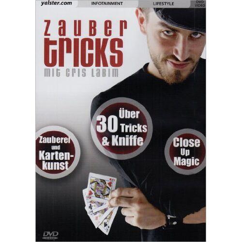 Cris Labim - Zaubertricks mit Cris Labim - Preis vom 16.04.2021 04:54:32 h
