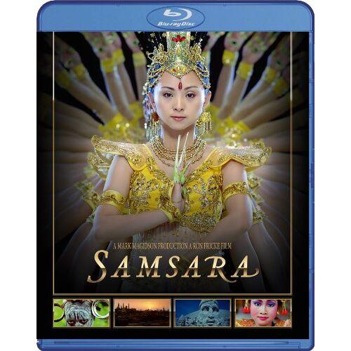 Ron Fricke - Samsara (Blu-ray) - Preis vom 27.02.2021 06:04:24 h