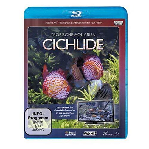 - Cichlide - Tropische Aquarien [Blu-ray] - Preis vom 12.04.2021 04:50:28 h