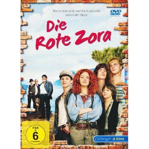 Peter Kahane - Die rote Zora (nur für den Buchhandel) - Preis vom 05.08.2019 06:12:28 h