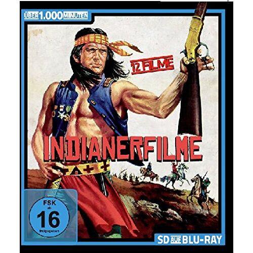 - Indianerfilme (SD auf Blu-ray) - Preis vom 24.02.2021 06:00:20 h