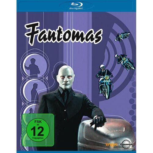 Andre Hunebelle - Fantomas [Blu-ray] - Preis vom 11.05.2021 04:49:30 h