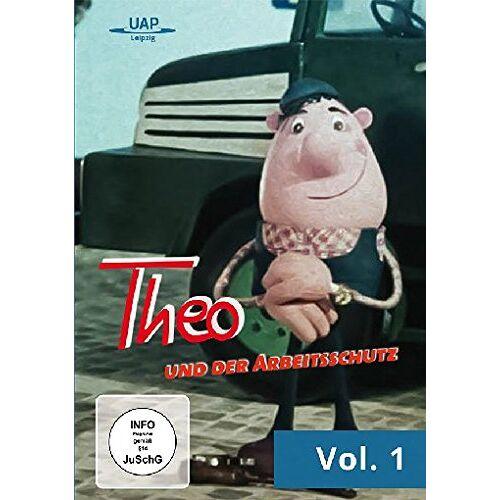 Theo - Theo, Vol. 1: Theo und der Arbeitsschutz [DVD] - Preis vom 11.04.2021 04:47:53 h