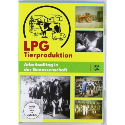 - LPG Tierproduktion - Arbeitsalltag in der Genossenschaft - Preis vom 05.03.2021 05:56:49 h