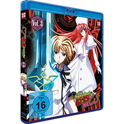 - Highschool DXD New (2.Staffel) - Vol. 3 [Blu-ray] - Preis vom 20.10.2020 04:55:35 h