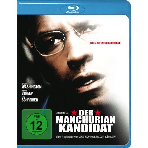 Jonathan Demme - Der Manchurian Kandidat [Blu-ray] - Preis vom 15.05.2021 04:43:31 h