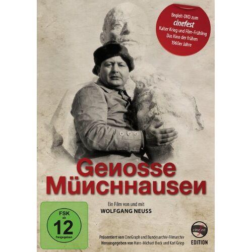 - Genosse Münchhausen - Preis vom 21.10.2020 04:49:09 h