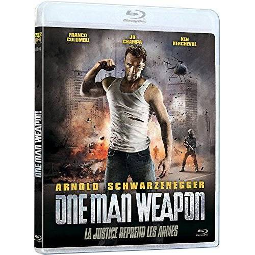 - One Man Weapon [Blu-ray] - Preis vom 20.10.2020 04:55:35 h