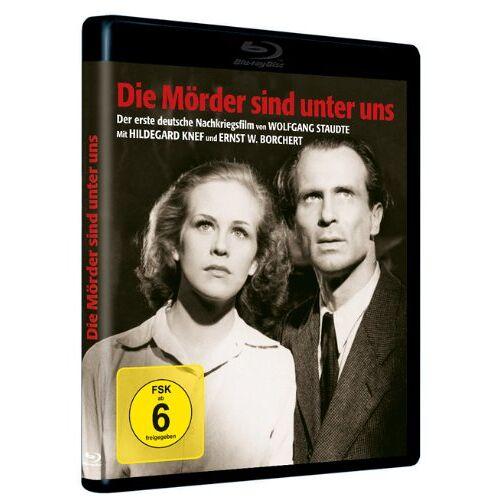 Wolfgang Staudte - Die Mörder sind unter uns ( Blu-Ray ) - Preis vom 08.08.2020 04:51:58 h
