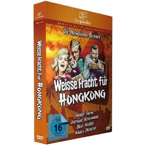 Helmut Ashley - Weiße Fracht für Hongkong - Die Hongkong-Reißer/Filmjuwelen - Preis vom 23.02.2021 06:05:19 h