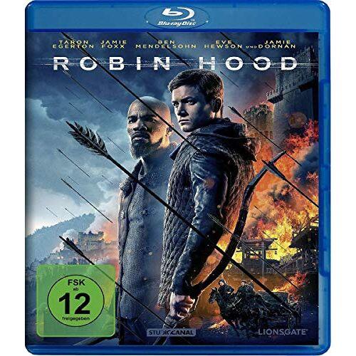 Otto Bathurst - Robin Hood [Blu-ray] - Preis vom 10.04.2021 04:53:14 h