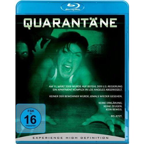 John Erick Dowdle - Quarantäne [Blu-ray] - Preis vom 18.10.2020 04:52:00 h