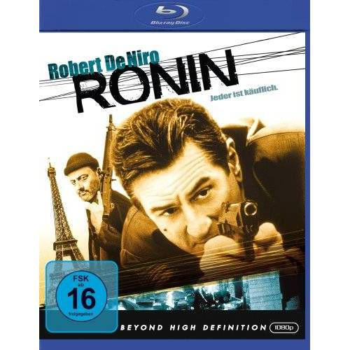 John Frankenheimer - Ronin [Blu-ray] - Preis vom 21.01.2021 06:07:38 h
