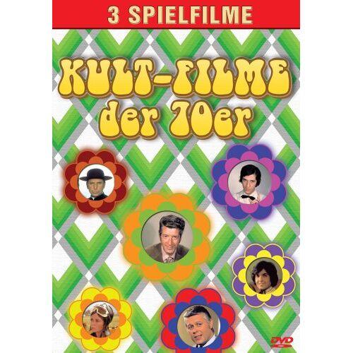 Harald Vock - Kultfilme der 70er (3 Spielfilme) - Preis vom 24.02.2020 06:06:31 h