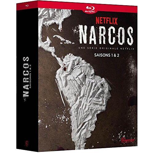 - NARCOS - Narcos - Intégrale des saisons 1 et 2 [Francia] [Blu-ray] (8 Blu-ray) - Preis vom 09.05.2021 04:52:39 h
