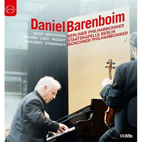 - Daniel Barenboim Box Vol. 1 [14 DVDs] - Preis vom 17.10.2019 05:09:48 h