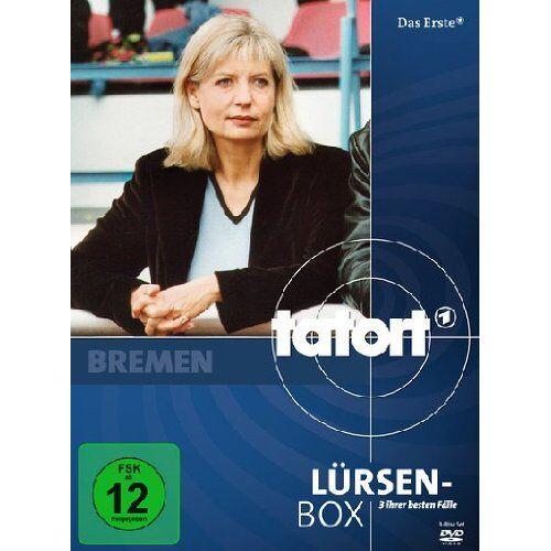 Sabine Postel - Tatort: Lürsen-Box [3 DVDs] - Preis vom 14.01.2021 05:56:14 h