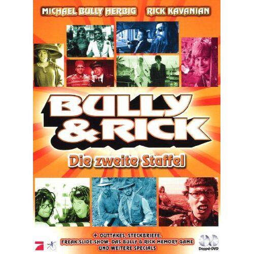 Michael Bully Herbig - Bully & Rick - Die zweite Staffel [2 DVDs] - Preis vom 25.02.2021 06:08:03 h