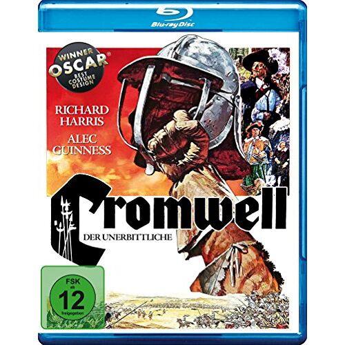 Ken Hughes - Cromwell - Der Unerbittliche / Cromwell [Blu-ray] - Preis vom 08.05.2021 04:52:27 h
