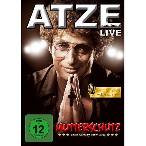 - Atze Schröder - Mutterschutz live (2 DVDs) - Preis vom 18.10.2020 04:52:00 h